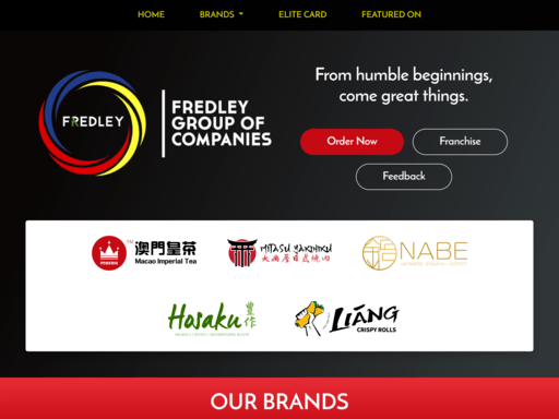 fredley-group-of-companies-website