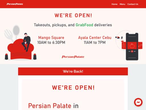 persian-palate-website